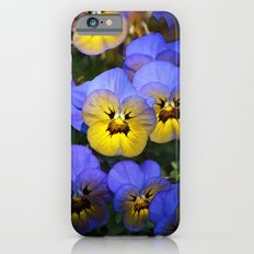Violets iPhone 6s Slim Case