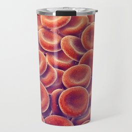 Blood cells Travel Mug