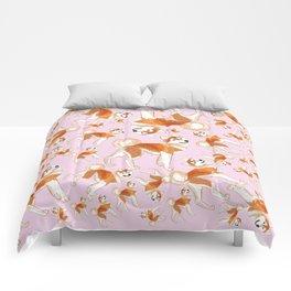 Akita Inu Comforters