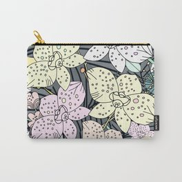 Orchids in Bloom Carry-All Pouch