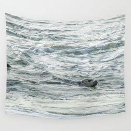 Harbor Seal, No. 2 Wall Tapestry