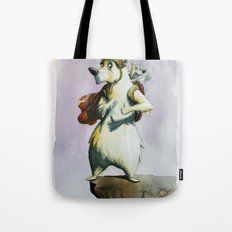 Looking for ice Tote Bag