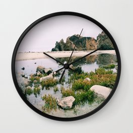 Pfeiffer Beach Wall Clock