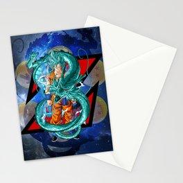 Dragon Ball Super Goku Super Saiyan Blue Stationery Cards