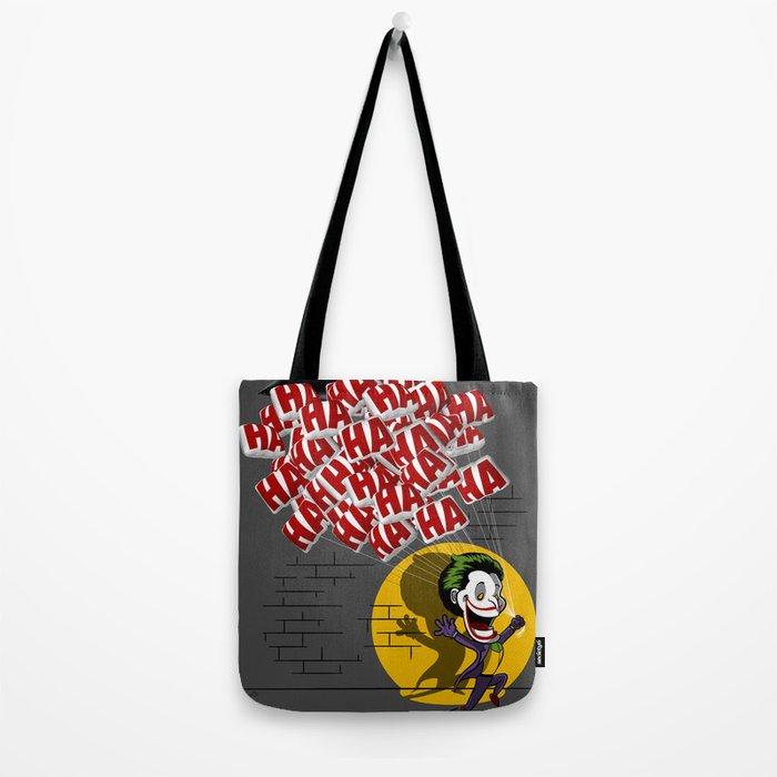 Jokahahaha Tote Bag