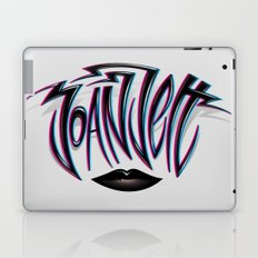 Joan Jett Tribute Laptop & iPad Skin