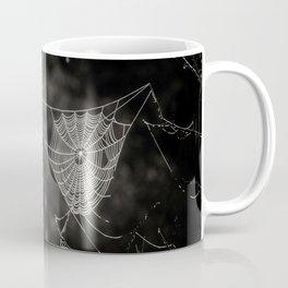 SPIDERWEB IN TREE Coffee Mug