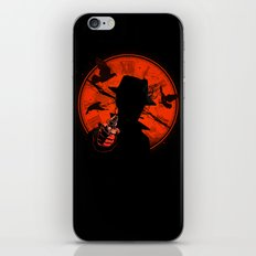 The Time Has Come iPhone & iPod Skin