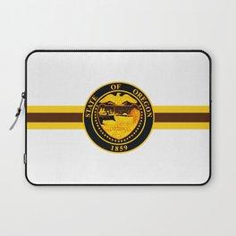Oregon seal Laptop Sleeve