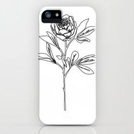 b l o o m iPhone Case