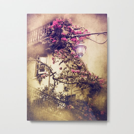 LIMONE Metal Print