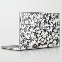 mirror Laptop & iPad Skins featuring Mirror by Judith Abbott