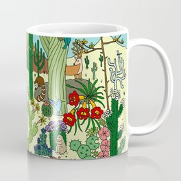 Arizona Desert Museum Coffee Mug
