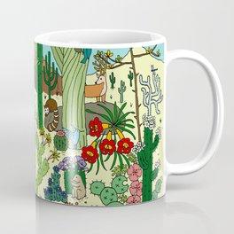 Arizona Desert Museum Coffee Mug