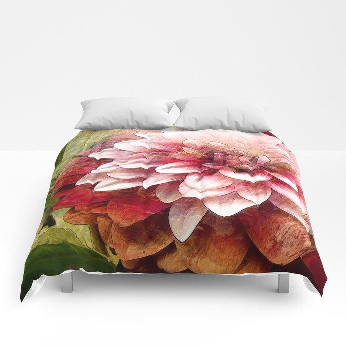 Dahlia_2015_0603 Comforters