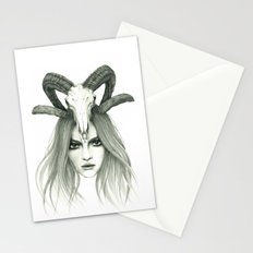 Zodiac - Aries Stationery Cards