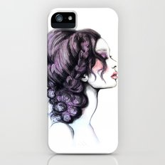 Lilac iPhone (5, 5s) Slim Case