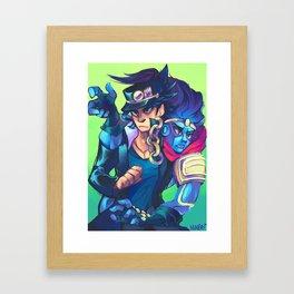 Kujo Framed Art Print