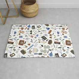 Girly Objects Rug