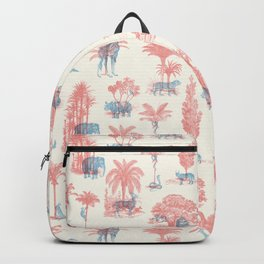 Where they Belong - Pastel Colors Backpack