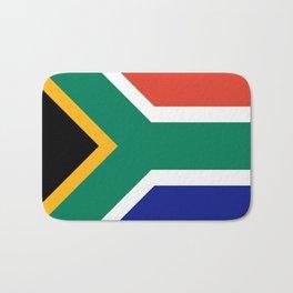 flag south africa, African,Afrikaans,Mandela,apartheid, Johannesburg,Soweto,Pretoria,Durban,Tembisa Bath Mat