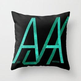 JX Throw Pillow