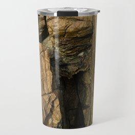 Door into the Cliff Face Travel Mug