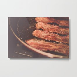 Bacon Lover's Dream Metal Print