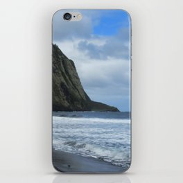 Cliffs Meet The Ocean iPhone Skin