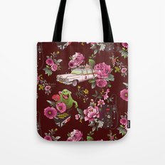 Ecto Floral Tote Bag