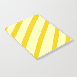 Sunny Stripes Notebook