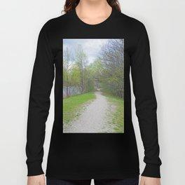 Verdant Spring Long Sleeve T-shirt