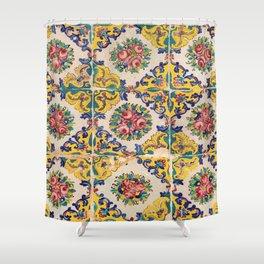 Iranian Art Shower Curtain