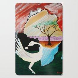 DREAM OF THE SANKOFA BIRD Cutting Board