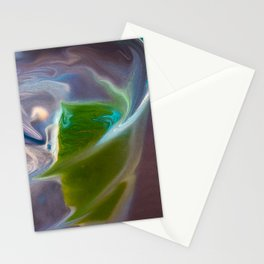 Cocktail With Lime Stationery Cards