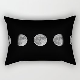 Moon Daze Rectangular Pillow
