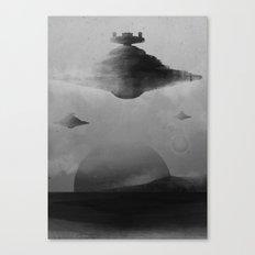 Seek And Destroy Canvas Print
