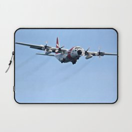 Coast Guard C130 Photography Print Laptop Sleeve