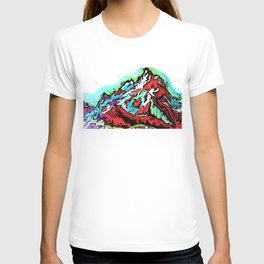 The Grand from Jackson Lake T-shirt