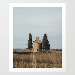 Icons of Tuscany Art Print