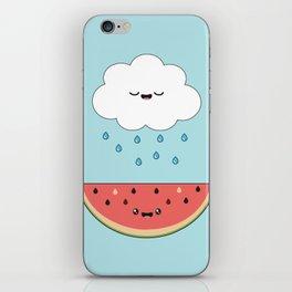 Cloud & Watermelon iPhone Skin