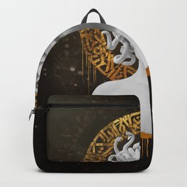 Medusa Aurora Backpack