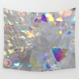 Angel aura Wall Tapestry