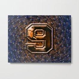 sport pattern Metal Print