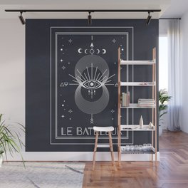 The Magician or Le Bateleur Tarot Wall Mural