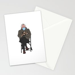 Bernie Mittens Stationery Cards