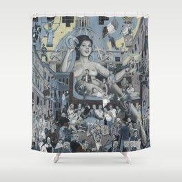 Edwige Shower Curtain