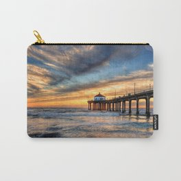 Beach Pier Carry-All Pouch