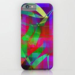 organic digital too iPhone Case