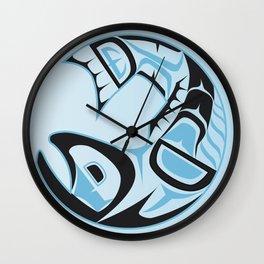 Tattoo Art Print Wall Clock